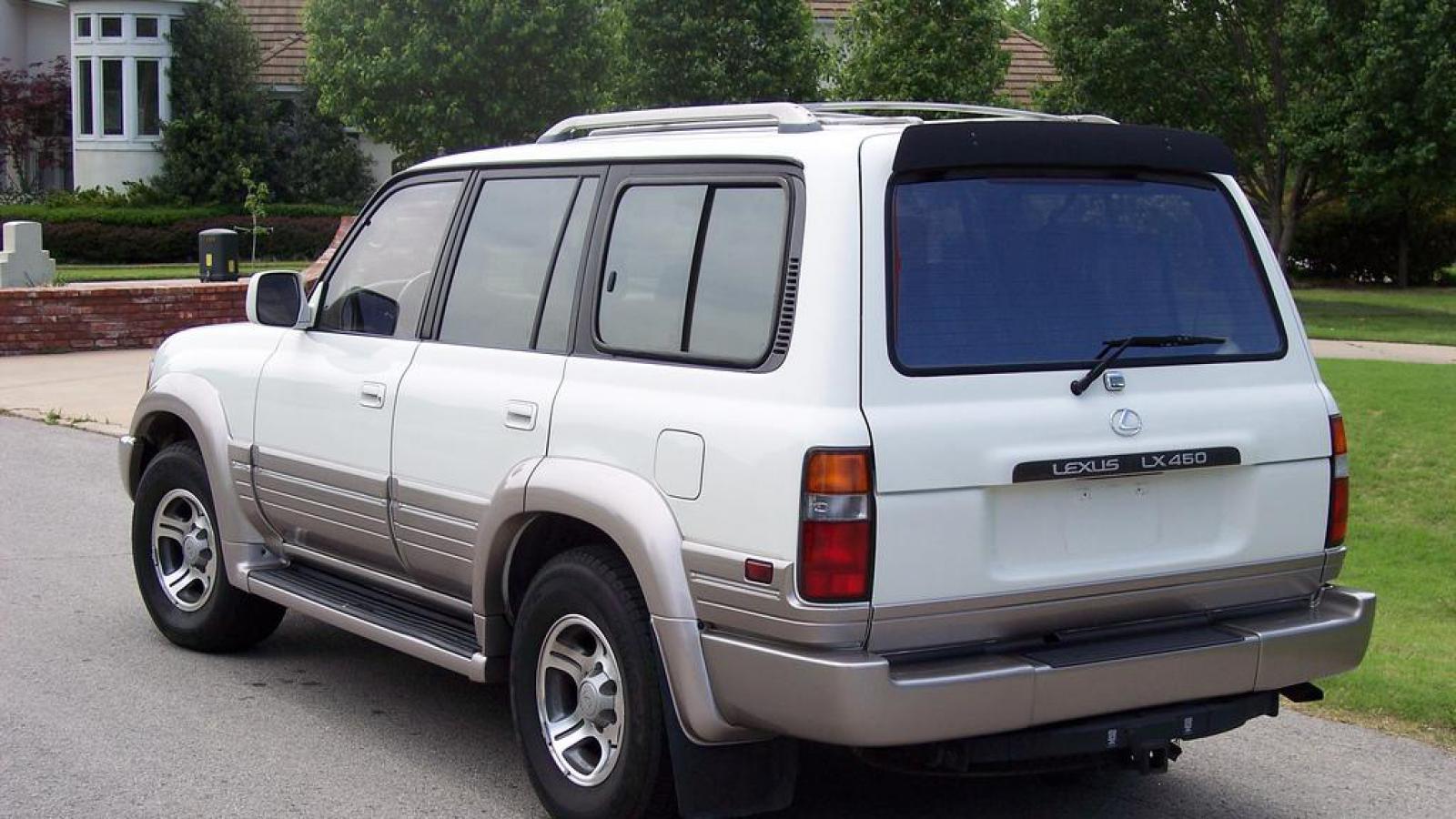 Lexus lx 450 1994 car classifieds software autos classifieds software