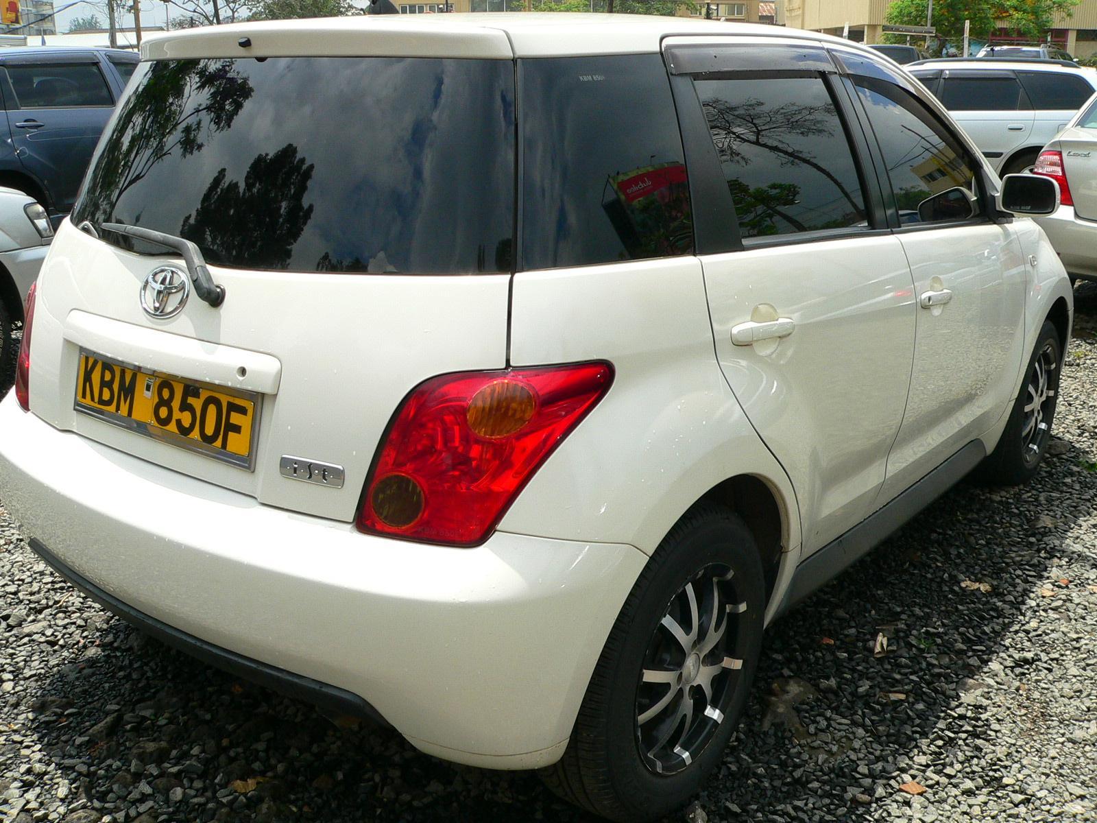 Toyota ist 2005 :: Car Classifieds Software, Autos