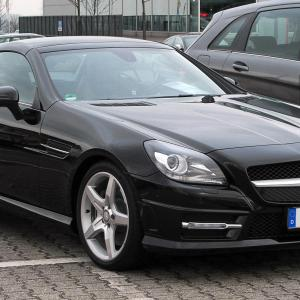 Mercedes-Benz SLK200 Kompressor