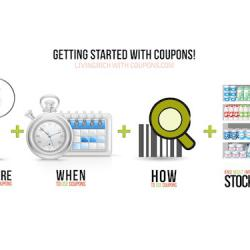 Beginners Guide to Using Coupons