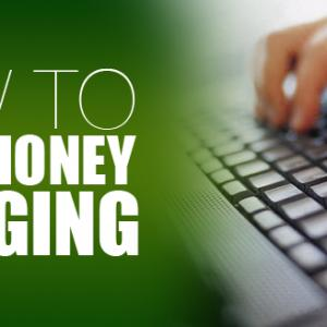 Learning How to Make Money Blogging