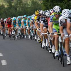 Tour de France receives warm reception in UK