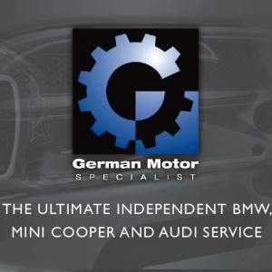 German Motor Specialist - Independent BMW, Mini, Audi Service