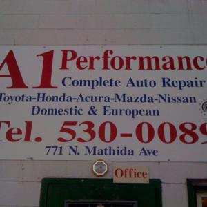 A1 Performance Auto Repair